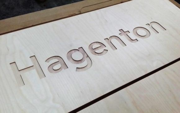 Realizacje: Logo Hagenton