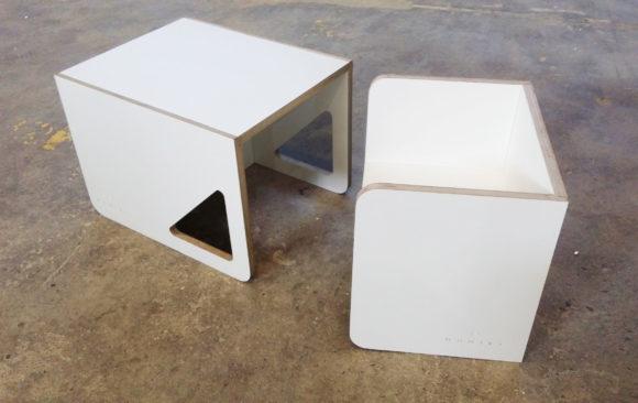 Realizacje: Frezowanie krzesła metodą CNC