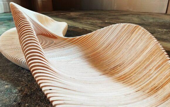 Realizacje: Parametryczny model ławki
