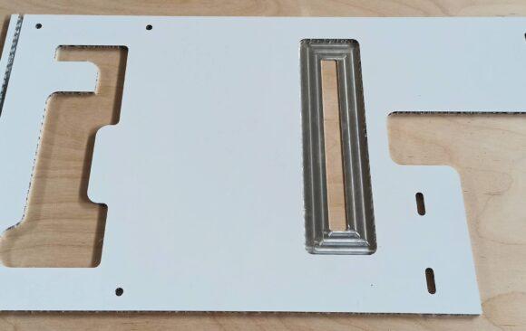 Realizacje: Frezowanie aluminium