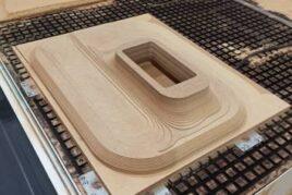 Frezowanie modelu 3D
