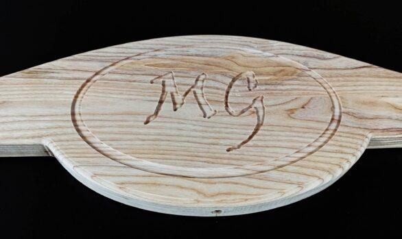 Realizacje: Grawerowanie CNC w drewnie